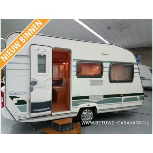 Chateau Calista CT 400 TZF 2007 COMPLEET