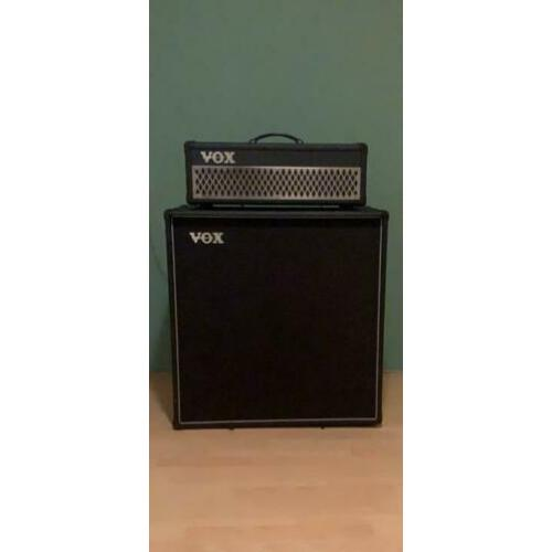 Vox ad100vt + cabinet (ruil)