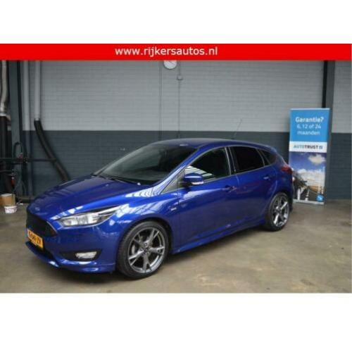 Ford Focus 1.0 ST-Line 125pk Cruise Control, Nieuwstaat Airc