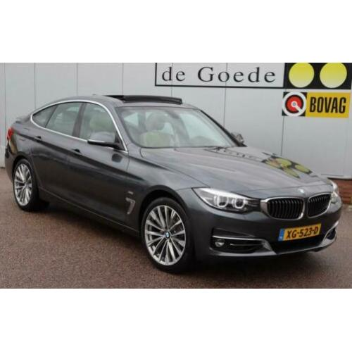 BMW 3-serie Gran Turismo 320i High Executive Luxury org NL-a