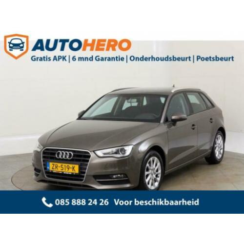 Audi A3 Sportback 1.4 TFSI Attraction VV48320 | Automaat | X