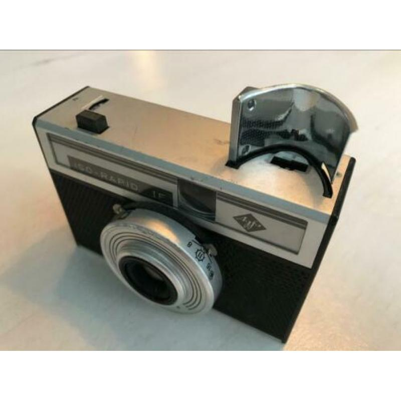 Agfa camera ISO Rapid IF isinar 1:8