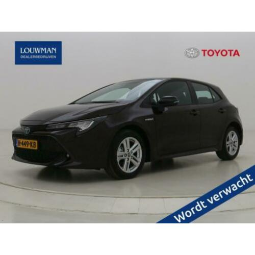Toyota Corolla 1.8 Hybrid Active 5-drs Limited | Navigatie |